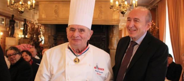 Un Grand Merci Mr Paul Bocuse : Le Monument De La Gastronomie ... - francetvinfo.fr