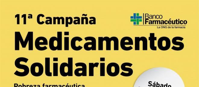 XXI Campaña de Medicamentos Solidarios