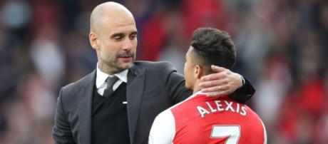 Imagine Zlatan Ibrahimovic, Romelu Lukaku and now Alexis Sanchez in one team ... pic- thesun.co.uk