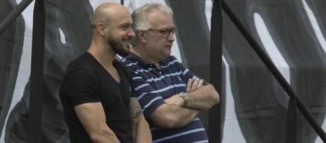 Diretoria do Corinthians deve anunciar nova contratação nos próximos dias.