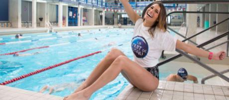 Laury Thilleman, une marraine sublime et sexy en maillot pour La ... - telestar.fr
