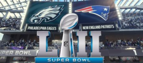 Super Bowl 52 is set. [Image via WickedShrapnel/YouTube]