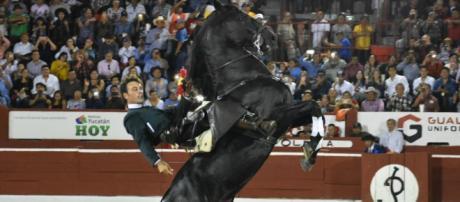 Una oreja para Andy Cartagena y otra para Hernández Gárate en Mérida - com.mx