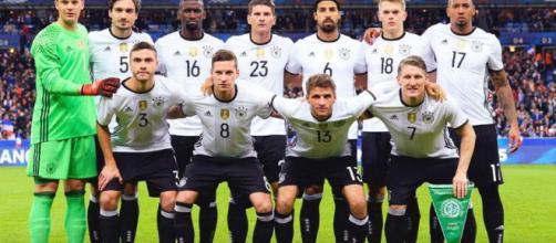 Alemania sueña con levantar la Copa del Mundo de nuevo.