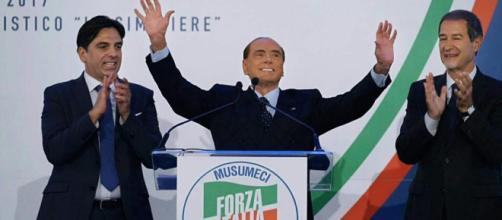 Berlusconi torna a Catania e fa il pienone alle Ciminiere. «Il ... - meridionews.it