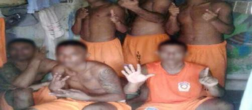 Detentos matam estuprador em presídio