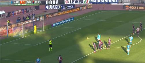 Diretta Napoli-Bologna: highlights, gol e risultato (3-1) - termometropolitico.it