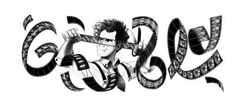"""El famoso Doodle de Google rinde homenaje al director del """"Acorazado Potemkin"""""""