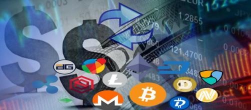Exchange para compra e venda de criptomoedas