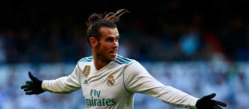 Gareth Bale está sendo agora um dos melhores do Real