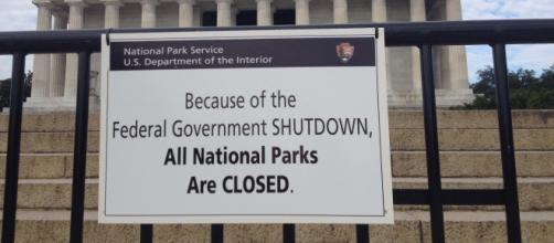 Who is affected most by the government shutdown? [Image via NPCA Photos/Flickr]