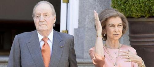 Juan Carlos y Sofía en imagen de archivo