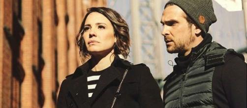 Juliana Knust e Igor Rickli, vivem Zoe e Benjamin, na novela ''Apocalipse''