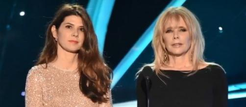 Marisa Tomei and Rosanna Arquette - mage credit - Hot News 247 via YouTube