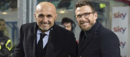 Per Spalletti un addio tra i fischi. C'è Di Francesco: la Roma ... - giallorossi.net