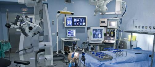 Sala de cirugía, ejemplo del lugar donde se realiza este procedimiento.