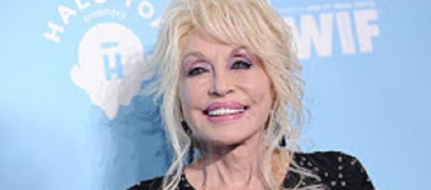 Dolly Parton's legacies of song and serving others get noticed on her 72nd birthday. Image cap Mag Online/YouTube