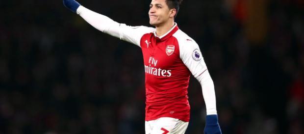 Football Angleterre - Mercato : Alexis Sanchez s'en va à United ... - foot01.com