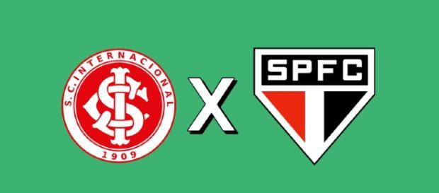 Inter x São Paulo ao vivo nesta segunda-feira