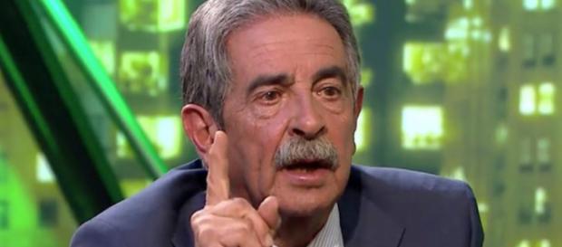 Miguel Ángel Revilla en imagen