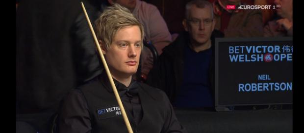 Neil Robertson won the World Championship in 2010