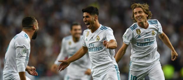 Real Madrid derrota al Deportivo 7-1