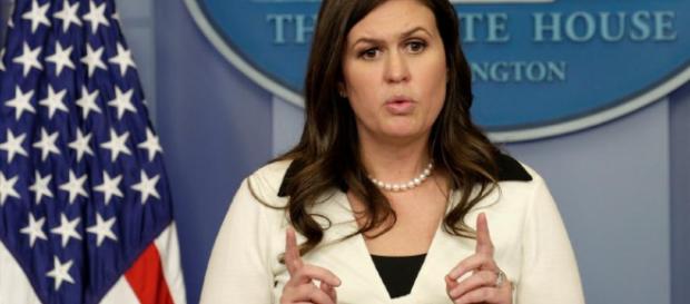 ¿Reemplazará Sarah Sanders a Sean Spicer? El secretario de prensa podría perder ... - newsweek.com