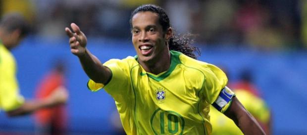 Ronaldinho le joueur brésilien magique