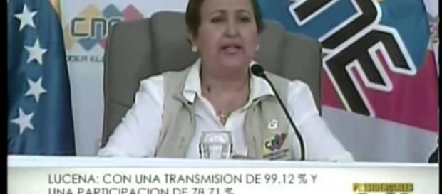 Adelanto de elecciones presidenciales en Venezuela