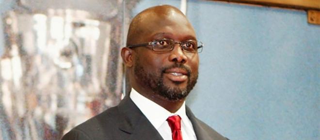 Georges Weah nouveau Président du Libéria : une chance pour l'Afrique ?