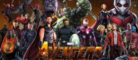 Avengers: Infinity War tiene personajes muy geniales