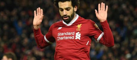 El Real Madrid realmente interesado en el jugador Mohamed Salah.
