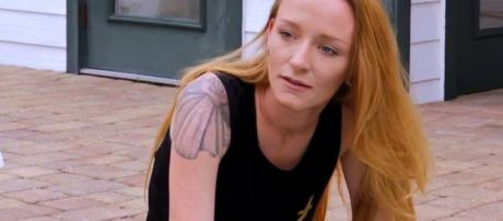 Maci Bookout appears on 'Teen Mom OG.' - [Photo via MTV with permission]