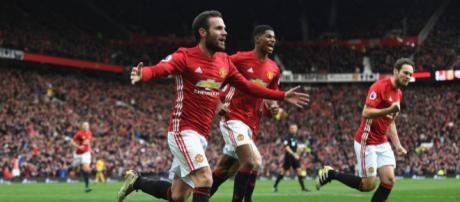 Manchester United encabezó la lista del Money League