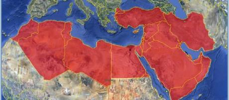 Regione MENA - (Middle East and North Africa)