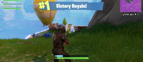 A screenshot from 'Fornite' - YouTube/Fortnite