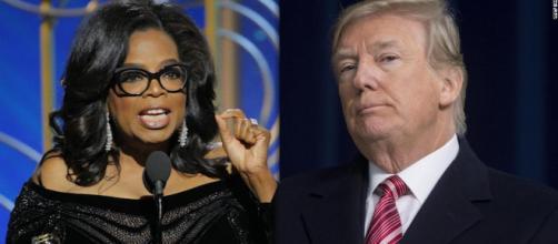 Donald Trump dice que vencería a Oprah Winfrey en las elecciones. - cnn.com