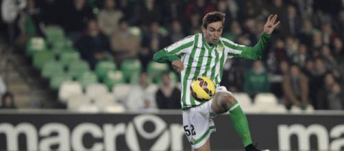 Fabian Ruiz puede ser el sustituto de Andrés Iniesta