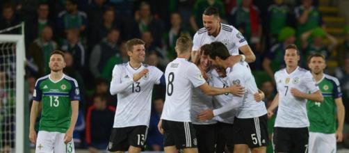 Germania favorita per i Mondiali di Russia secondo i bookmakers