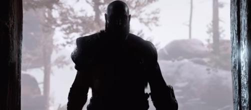 'God of War' trailer. - [PlayStation Europe / YouTube screencap]