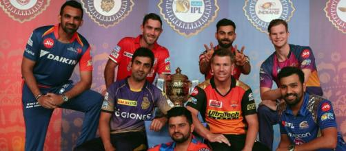 Indian Premier League 2018 to begin April 7 in Mumbai; (Image via IPL/Twitter)