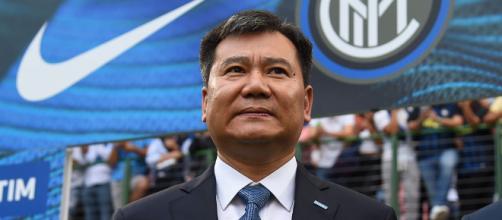Jindong Zhang, patron dell'Inter da giugno 2016