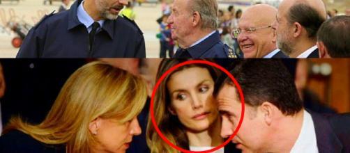 Humillación por parte de Don Juan Carlos I hace detonar la casa real