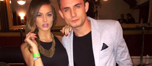 Lala Kent poses with James Kennedy. - [Photo via Instagram]