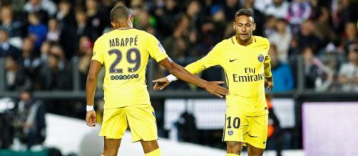 Ménès impressionné par les débuts de Mbappé... et par Neymar - madeinfoot.com