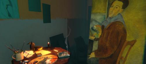 Modigliani VR: The Och Atelier de Tate Modern