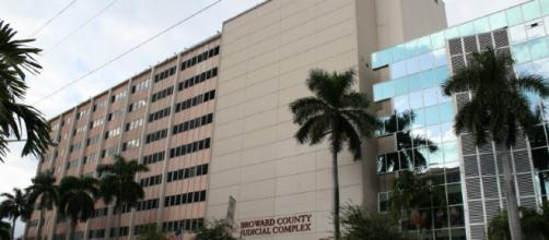 Nikolas Cruz appeared at the Broward County Circuit Court for scheduled hearing but was silent. (Photo Credit: Broward County/Wikimedia Commons