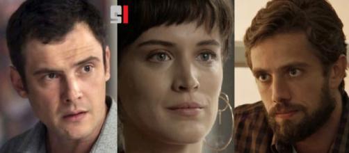 O Outro Lado do Paraíso: Por Clara, Gael e Renato irão se exaltar e partirão para briga