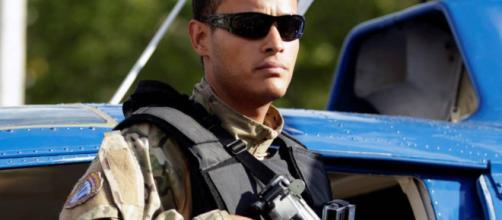 Oscar Pérez, un piloto de película. - elpais.com
