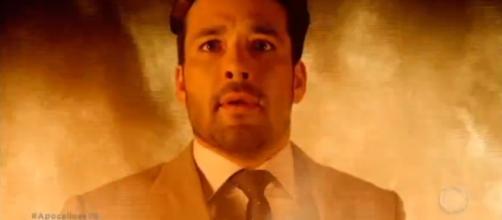 """Ricardo Montana em """"Apocalipse"""""""